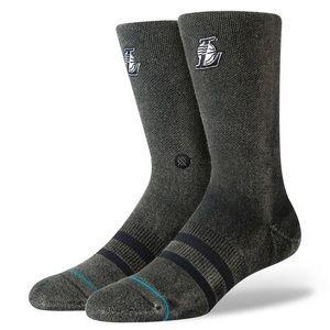 Stance NBA LA Los Angeles Lakers Blacktop Socks